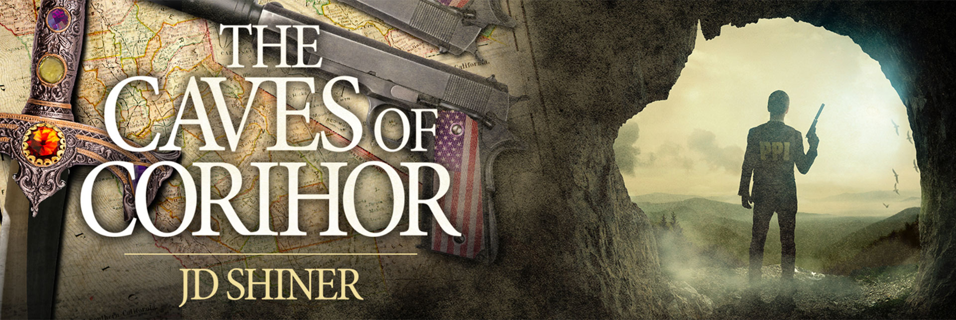 The Caves of Corihor - JD Shiner